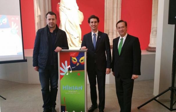 La iniciativa 'Hirian' mostrará al público del Bilbao BBK Live los valores de Bilbao La Vieja