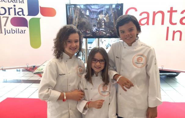 Cantabria participa en el encuentro gastronómico 'Mercado Terra' en Burgos