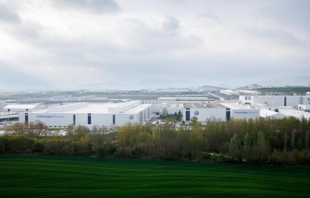 Volkswagen Navarra, fábrica líder del nuevo Polo, que comenzará a fabricarse en las próximas semanas