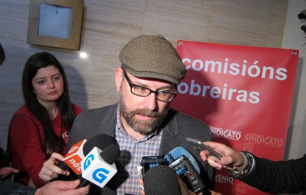 """Noriega considera """"exagerado"""" el dispositivo policial y reclama """"pudor"""" a quienes le acusan de """"alentar"""" los altercados"""