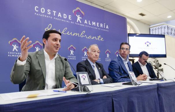 Diputación y Sehrs traerán 42.800 pasajeros de diez países en 15 vuelos semanales a Almería