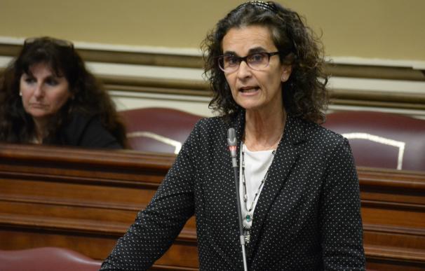 """Asun Delgado acusa al """"aparato"""" de Podemos en Canarias de usar la política """"como una finca particular"""""""