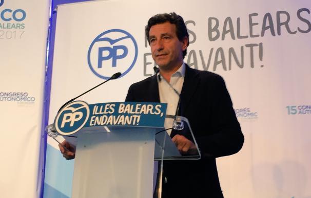 El PSIB considera que no pueden reprobar a Company por tratarse de un diputado de la oposición
