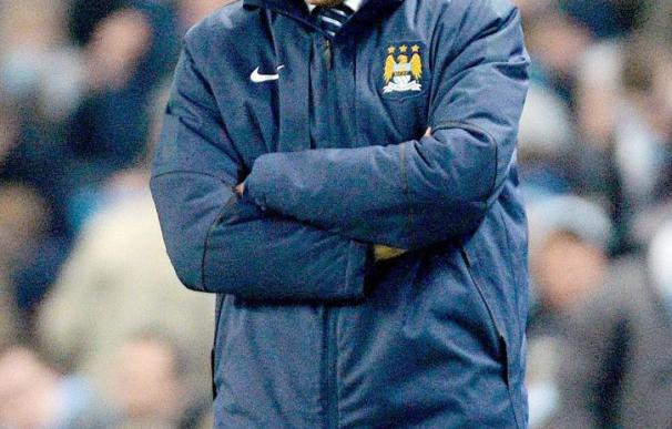 El técnico chileno, sentenciado tras la goleada ante el Manchester.