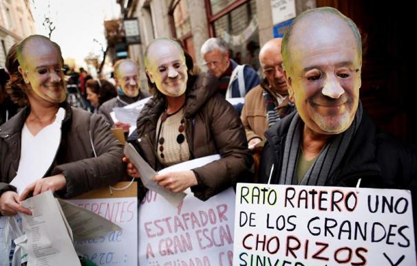 Rato culpa a la reforma del Gobierno y el Banco España de los problemas de Bankia