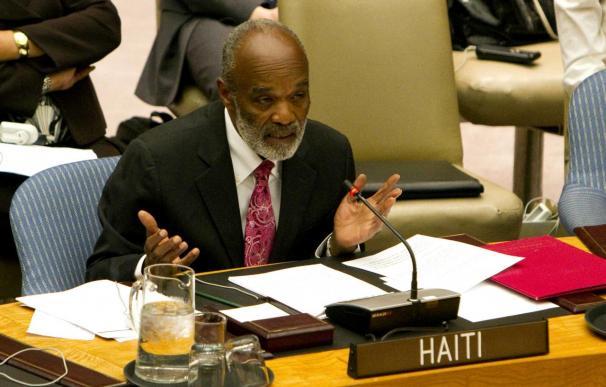 René Préval sugiere a la nueva autoridad de Haití que practique un gobierno de paz