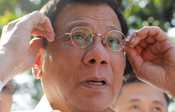 Duterte ordena la liberación de catorce presos políticos