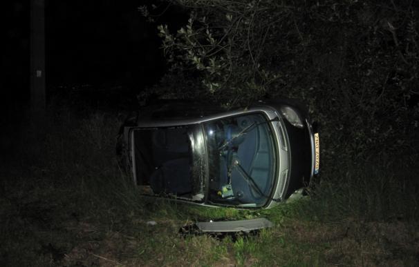Investigado un conductor de Narón (A Coruña) por causar un accidente y darse a la fuga