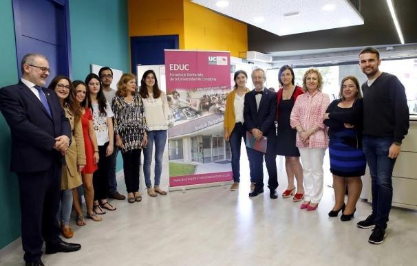 Cantabria apuesta por potenciar la sinergia entre empresas y Universidad a través de doctorados industriales