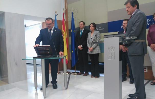 """Isaac Pola asume el cargo de consejero para seguir con """"normalidad"""" la actividad de Industria, Empleo y Turismo"""