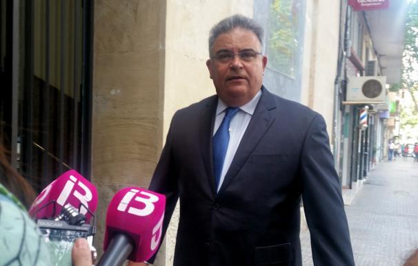 """El fiscal jefe de Baleares: """"Horrach no es tonto y conoce perfectamente hasta dónde puede llegar"""""""