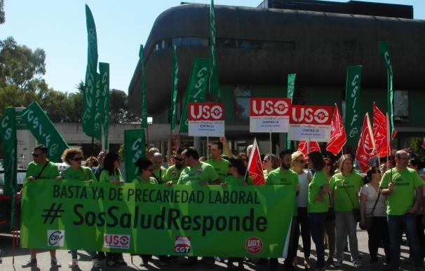 Trabajadores de Salud Responde critican una nueva bolsa de empleo mientras se mantienen contratos precarios