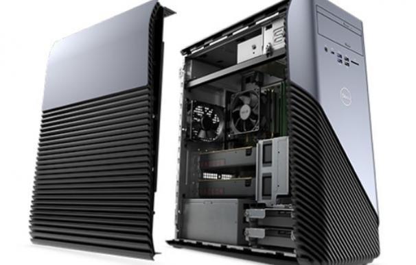 Dell presenta un ordenador de sobremesa específico para 'gamers' y realidad virtual
