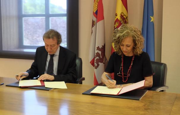 La Junta y la Fiscalía General del Estado firman un convenio en materia de formación continua de fiscales