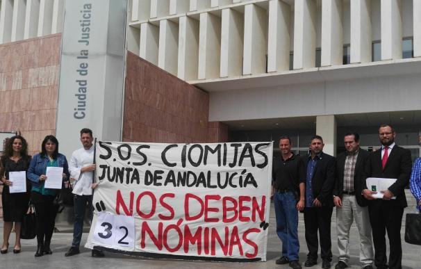 """Trabajadores del CIOMijas elaborarán una paella para reivindicar su """"dignidad"""" y el pago de las 33 nóminas"""