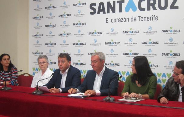 El Ayuntamiento de Santa Cruz de Tenerife destina más de 700.000 euros a cuatro proyectos de cooperación social