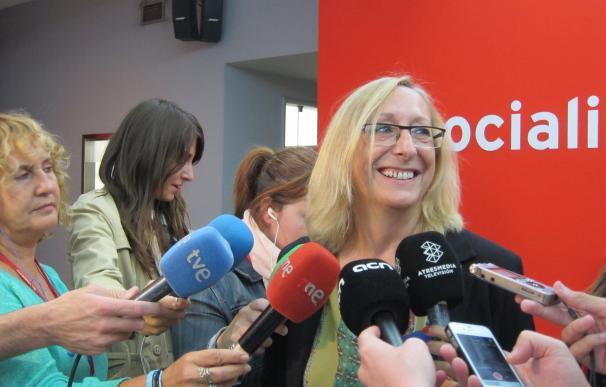 El TS confirma la absolución de la diputada del PSC Assumpta Escarp de una irregularidad urbanística en Barcelona