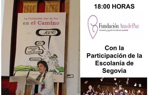 Fundación Ana de la Paz homenajea a título póstumo este sábado en Segovia a la periodista Paloma Gómez Borrero