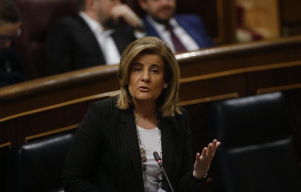 Báñez dice que desde 2012 han aflorado más de 430.000 empleos irregulares y
