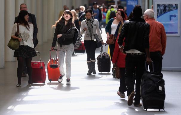 La Comunidad recibió más de 2 millones de turistas internacionales hasta abril, un 21,9% más