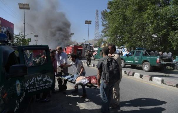 Atentado con coche bomba en Kabul, en una zona de máxima seguridad