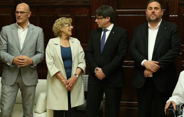 Ayuntamiento de Madrid justifica el alquiler de una sala a Puigdemont porque sus ideas merecen respeto