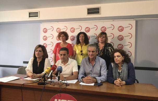 """Movilizaciones y huelga para forzar al Gobierno a """"reconsiderar"""" el trasladado de residentes del CAD de Sierrallana"""