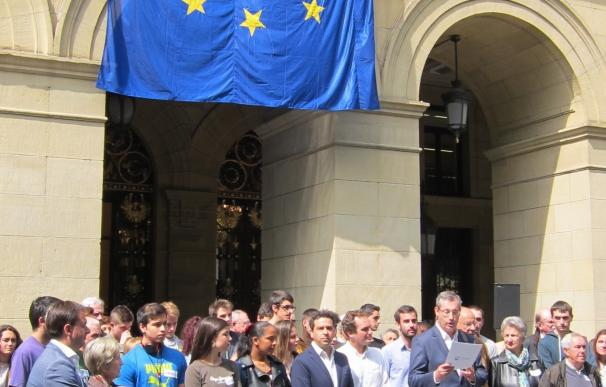 """La Diputación de Gipuzkoa presentará en Bruselas un informe sobre la Europa """"que desean los guipuzcoanos"""""""