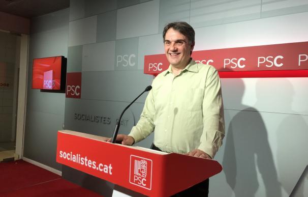 El equipo de Sánchez en Catalunya celebra la victoria y llama a la unión del partido