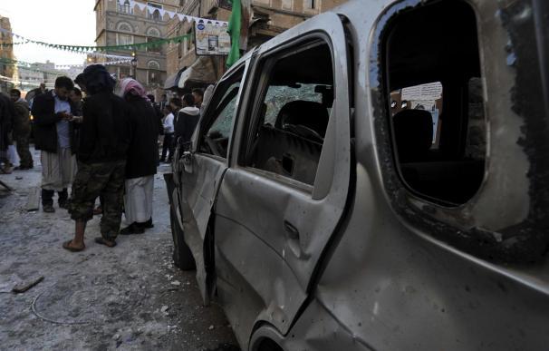 Al menos 23 muertos y 48 heridos en un atentado suicida contra chiíes en Yemen