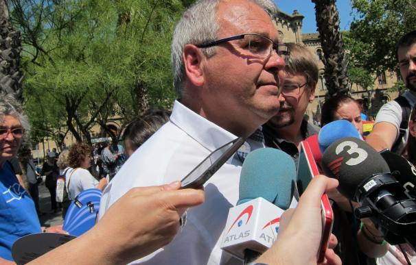 """Alonso (EnComúPodem) está convencido de que """"una ría de papeletas"""" harán posible el cambio"""