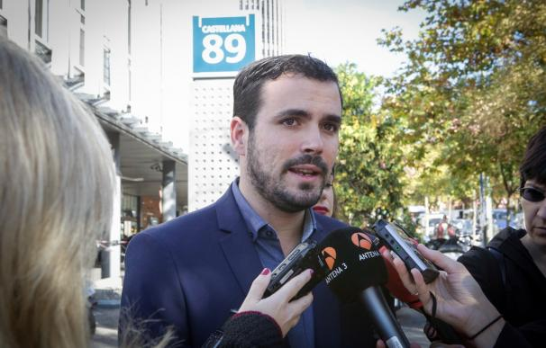 Alberto Garzón, elegido oficialmente coordinador federal de IU