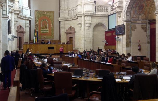 Parlamento debate el miércoles la toma en consideración de la proposición de ley de PP-A sobre el impuesto de sucesiones