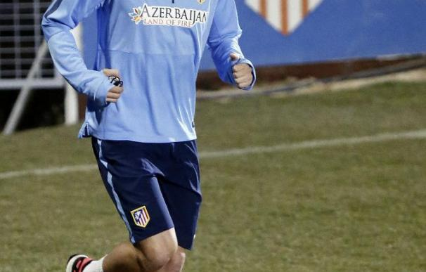 Torres ya se entrena en Majadahonda