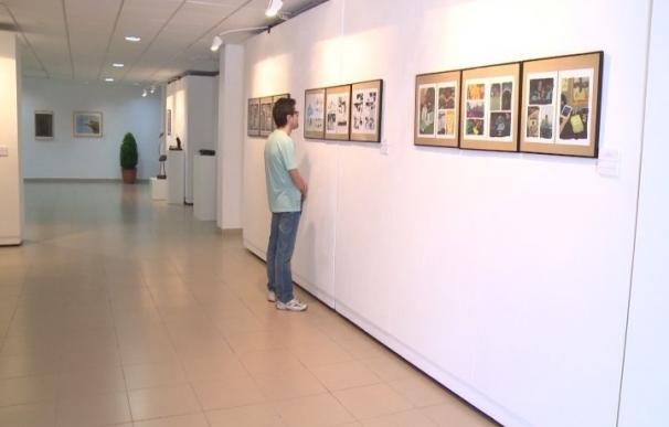El Museo de la Ciudad de Badajoz expone las obras del Certamen de Jóvenes Creadores 2016