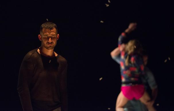 El bailarín y coreógrafo Daniel Abreu llega el jueves al Palacio de Festivales con 'Venere'