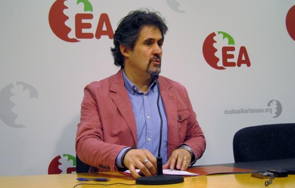 Eusko Alkartasuna celebrará el 11 de junio en Bilbao su XI Congreso