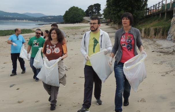 """El BNG reivindica un plan de """"regeneración integral"""" de las rías gallegas y más empleo en el sector"""
