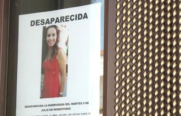 Operación abierta en Monesterio relacionada con la desaparición de Manuela Chavero