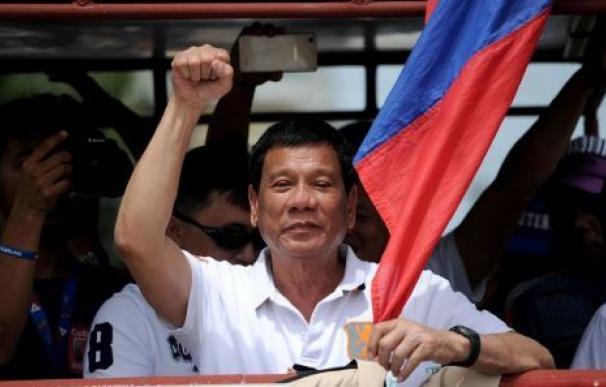 Duterte, el descuartizador, elegido nuevo presidente de Filipinas