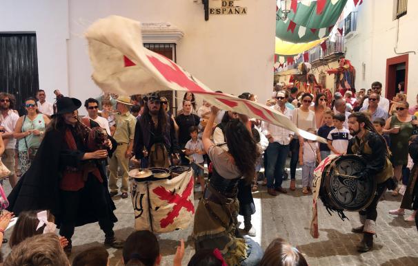 El Mercado Barroco de Olivares registra más de 37.000 visitas y 500.000 euros de volumen de negocio