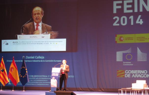 Daniel Calleja participa en la Academia Europea de Jaca, que se celebra en julio