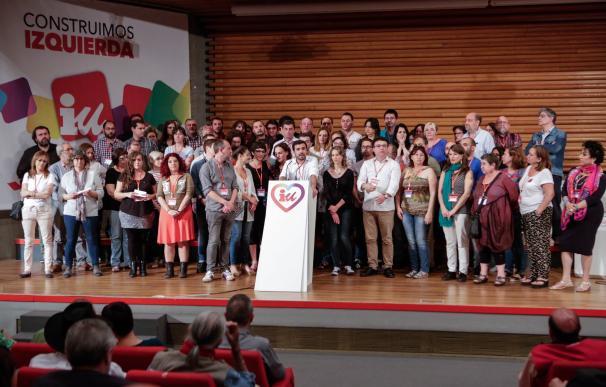 Garzón incluye a cuatro dirigentes andaluces en la dirección de IU