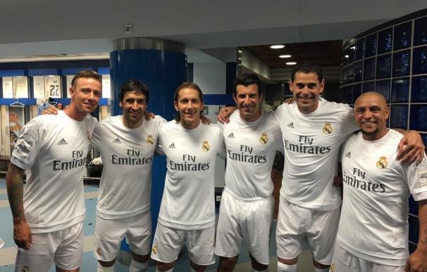 """Raúl: """"Fue muy emotivo sentir otra vez el cariño del Bernabéu"""""""