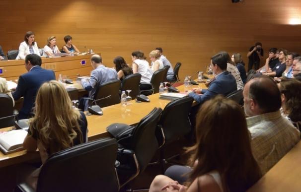 Compromís pide cambiar el reglamento de las Cortes valencianas para facilitar la creación de comisiones de investigación