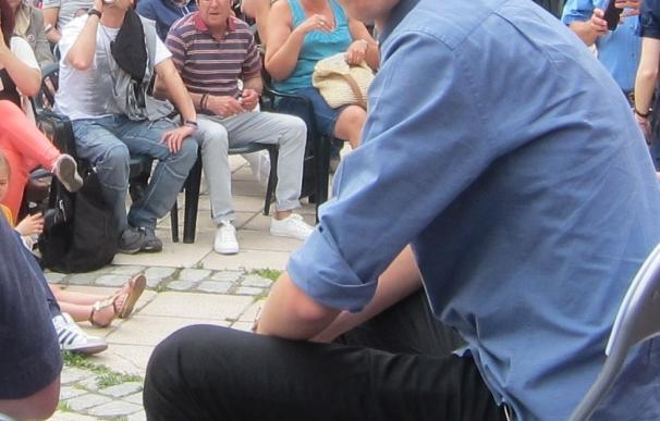 """Errejón cree que """"cada vez queda más claro"""" que Unidos Podemos es """"la alternativa a Rajoy"""""""