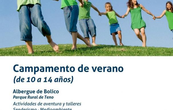 La Fundación CajaCanarias organiza un campamento de verano en Teno