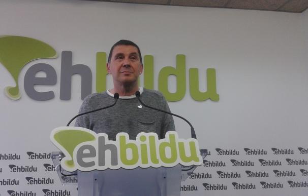 El PP quiere aprobar en el parlamento asturiano una proposición contra Otegi