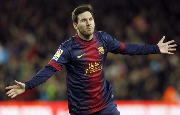 Leo Messi es el favorito para llevarse el Balón de Oro