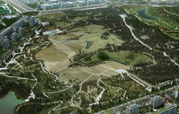 """Parque de Valdebebas recupera su nombre tras decisión """"arbitraria"""" de Botella y el PP lo ve como una """"ofensa al rey"""""""